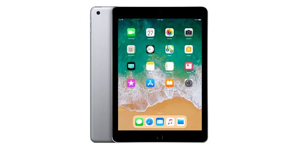 Dotykový tablet Apple (2018) Wi-Fi 32 GB - Space Gray (MR7F2FD/A)2