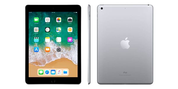 Dotykový tablet Apple (2018) Wi-Fi 32 GB - Space Gray (MR7F2FD/A)3