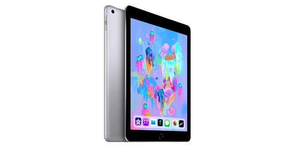 Dotykový tablet Apple (2018) Wi-Fi 32 GB - Space Gray (MR7F2FD/A)4