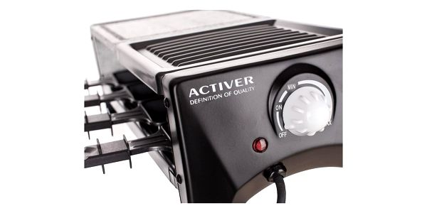 Activer Raclette elektrický gril pro 8 osob2