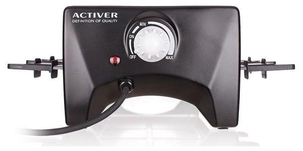 Activer Raclette elektrický gril pro 8 osob3