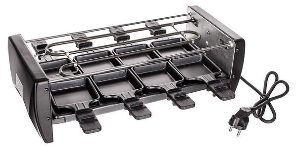 Activer Raclette elektrický gril pro 8 osob4