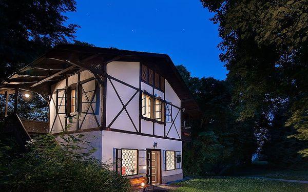 Romantický pobyt v domečku knížete Alexandra, Loučeň, 1 noc (ne-čt), 2 osoby, 2 dny2