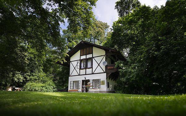 Romantický pobyt v domečku knížete Alexandra, Loučeň, 1 noc (ne-čt), 2 osoby, 2 dny3