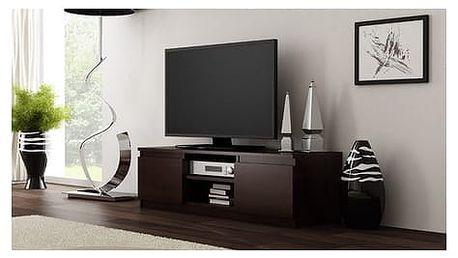 TV stolek LCD 120 cm wenge