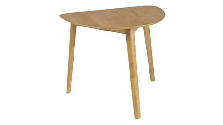 Jídelní stůl KARL dub 90x80