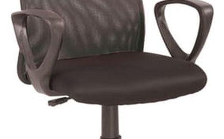 Židle kancelářská Q-083 černá