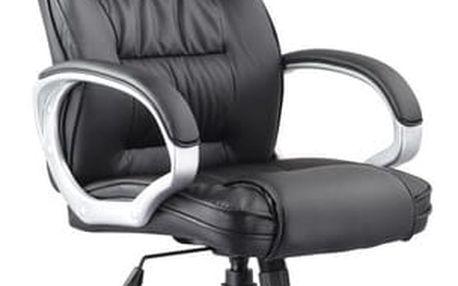 Židle kancelářská Q-031 černá