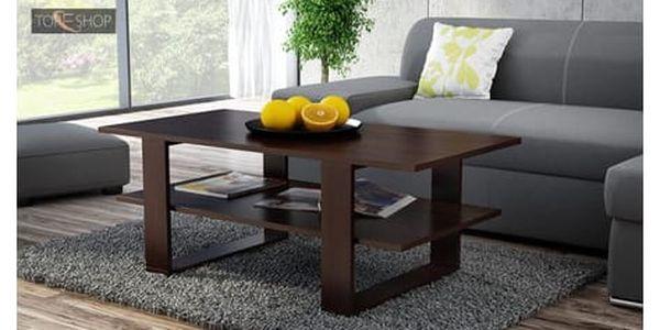 Konferenční stolek SALON wenge3