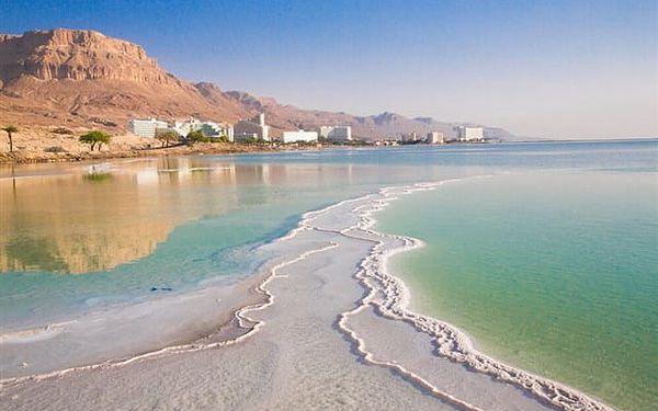 Izrael a Mrtvé moře De Luxe - poznávací zájezd2