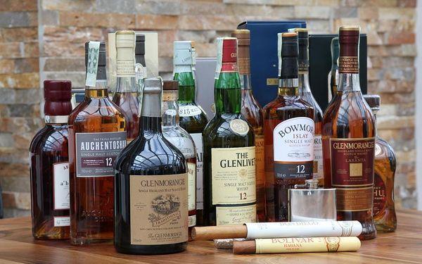 8 degustací + láhev + certifikát, maximálně 2 roky, počet osob: 1 osoba, Praha (Praha)5