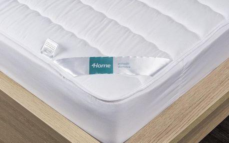 4Home Prošívaný chránič matrace s lemem Royal, 90 x 200 cm