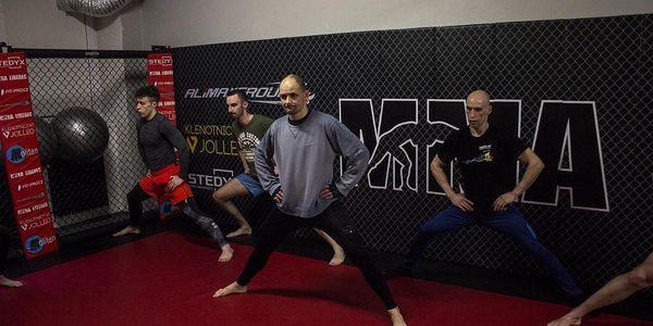 MMA trénink s profi zápasníkem (Liberec), cca 2 hodiny, počet osob: 1 osoba, Liberec (Liberecký kraj)2