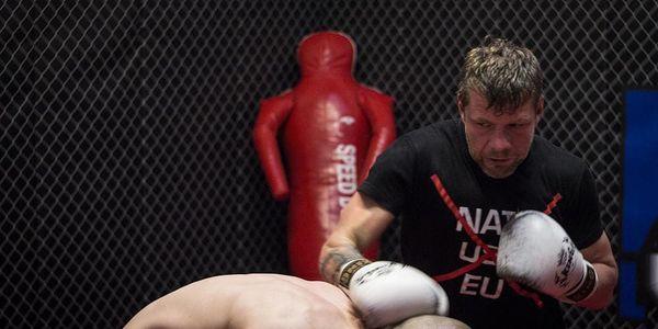 MMA trénink s profi zápasníkem (Liberec), cca 2 hodiny, počet osob: 1 osoba, Liberec (Liberecký kraj)3