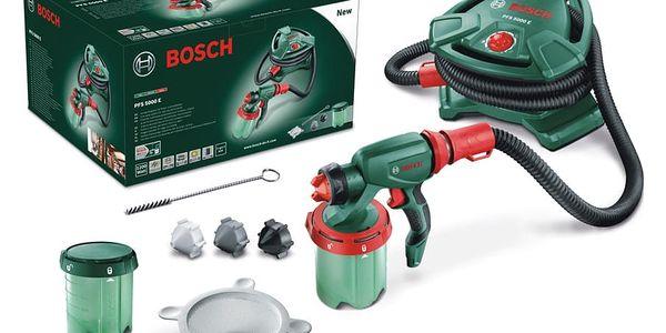 Pistole Bosch PFS 5000 E zelená + DOPRAVA ZDARMA2