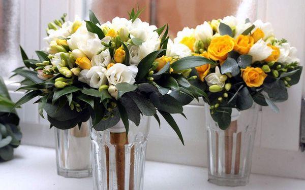 Kurz vázání kytic v květinovém ateliéru5