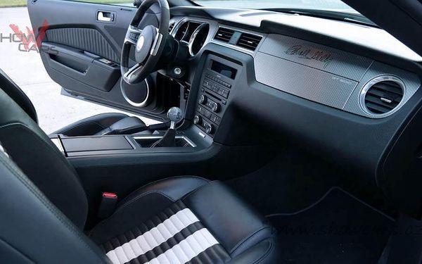 Jízda v Ford Mustang GT500 SHELBY3