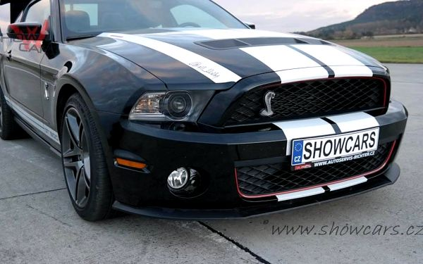 Jízda v Ford Mustang GT500 SHELBY4