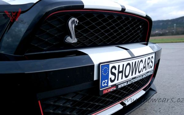 Jízda v Ford Mustang GT500 SHELBY5