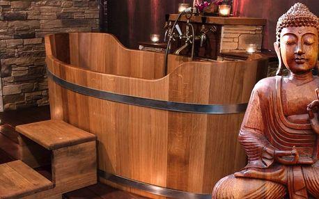 Relax ve Stodolní: tibetská koupel a čaj pro 2