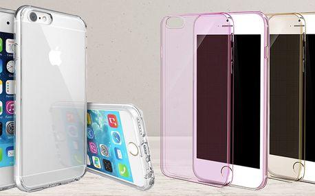 Tvrzená skla a barevná pouzdra pro 11 typů iPhone