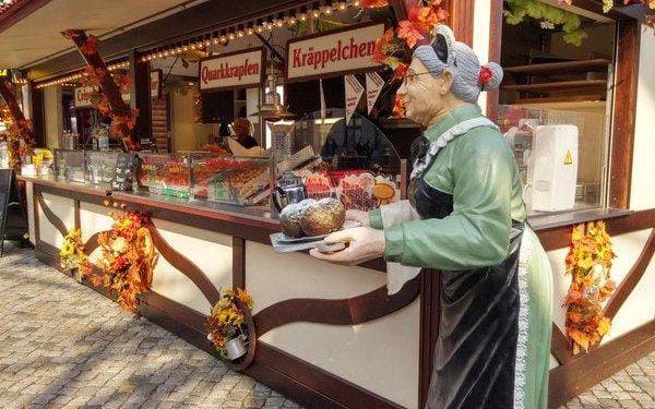 Podzimní trhy v Drážďanech, Primark, Sasko, autobusem, bez stravy2