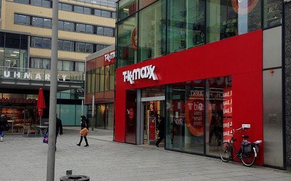 Nákupy Primark v Drážďanech i památky, Sasko, autobusem, bez stravy3