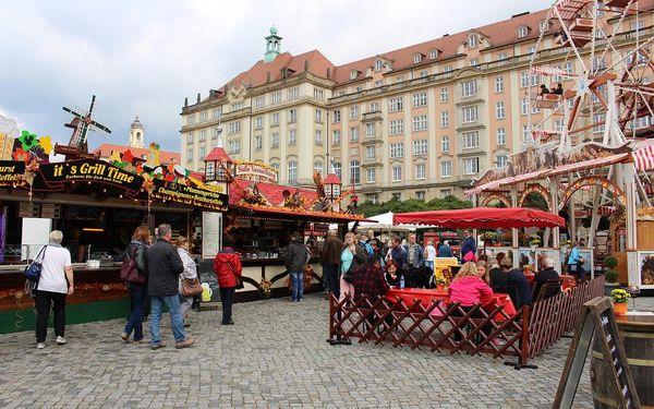 Jarní trhy v Drážďanech, Primark, Sasko, autobusem, bez stravy3