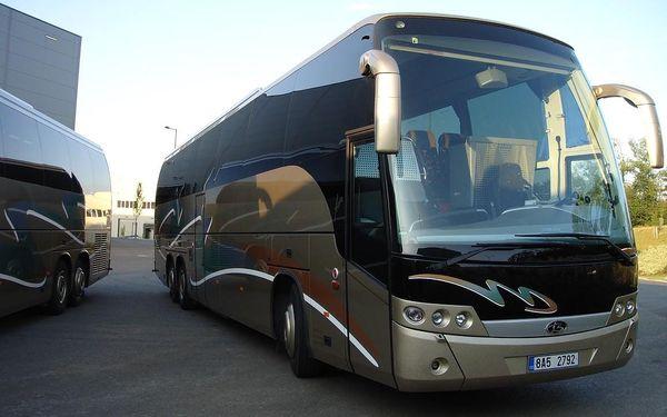 Jednodenní koupání v Bibione, Adriatická riviéra, autobusem, bez stravy3