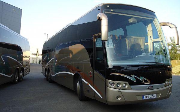Nákupy Primark v Drážďanech i památky, Sasko, autobusem, bez stravy4