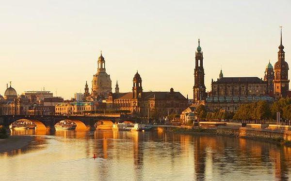 Nákupy Primark v Drážďanech i památky, Sasko, autobusem, bez stravy5