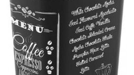 KIS Dual Swing Bin Style M, Coffee menu, 25l