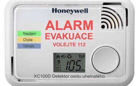 Detektor oxidu uhelnatého Honeywell XC100D-CS (XC100D-CS)