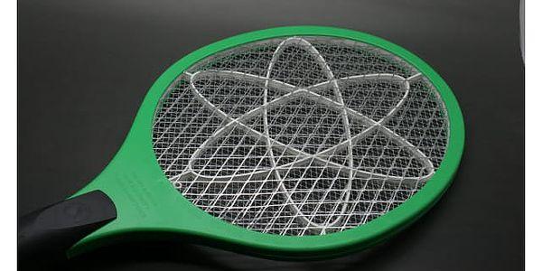 Elektrická plácačka na hmyz2
