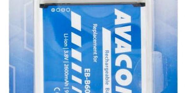 Baterie Avacom pro Samsung Galaxy S4, Li-Ion 2600mAh (náhrada EB-B600BE) (GSSA-i9500-2600A)3