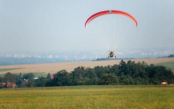 Motorový paragliding4