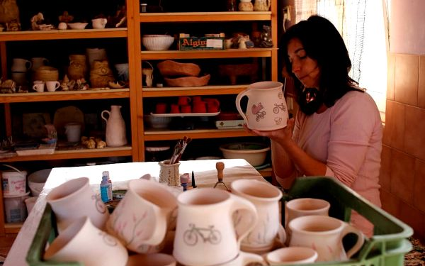 Turkovická keramika