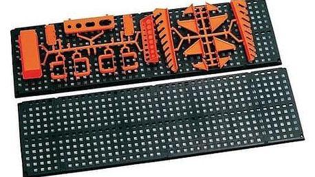 Plastová tabule Univerzální tabule na nářadí