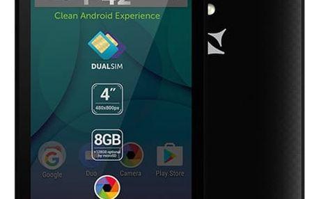 Mobilní telefon Allview P42 Dual SIM černý