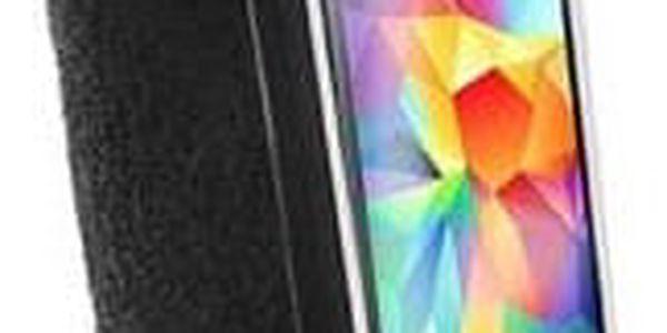 """Pouzdro na mobil sportovní Puro Running Wristband do 5,1"""" černé (UNIRUNXLBLK)"""