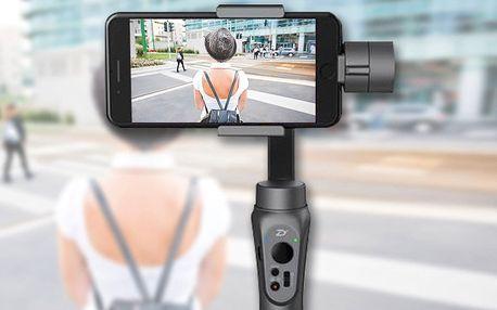 Perfektní videa s gimbalem pro telefon i kameru
