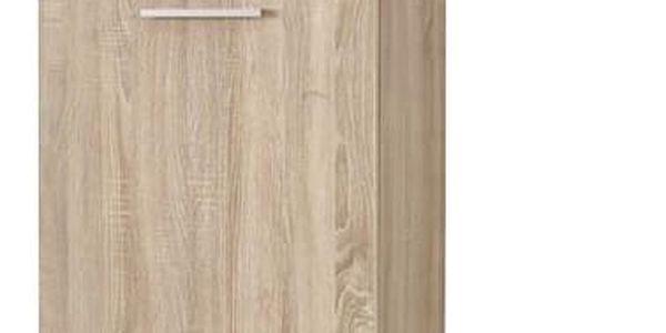 Šatní skříň Lima REG 1 bílá2