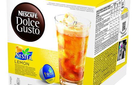 Kapsle pro espressa Nescafé Dolce Gusto ICE TEA LEMON