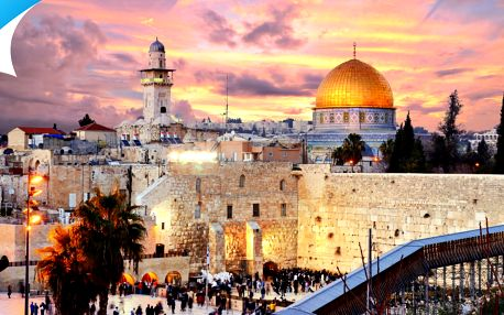Tajuplný Izrael: Mŕtve more, Betlehem a Jeruzalem