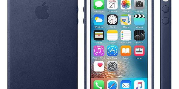 Kryt na mobil Apple pro iPhone 5/5s/SE - Midnight Blue (mmhg2zm/a)2