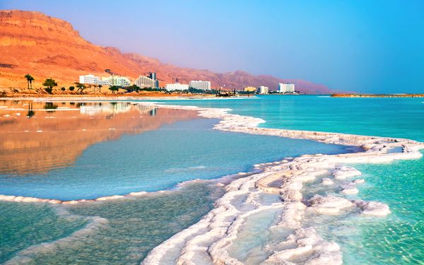 Tajuplný Izrael: Mŕtve more, Betlehem a Jeruzalem5