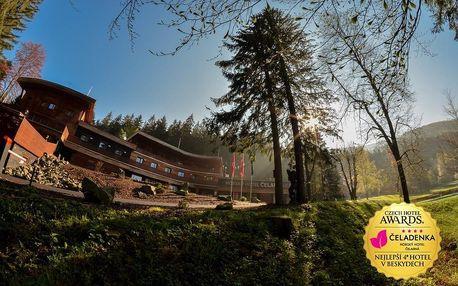 Horský Hotel Čeladenka: Nejlepší 4* hotel v Beskydech