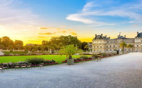 Paříž a královské zámky na 6 dní s ubytováním