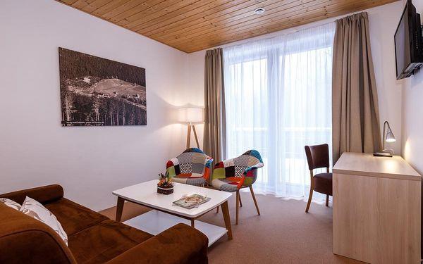 Dvoulůžkový pokoj s oddělenými postelemi – bezbariérový2