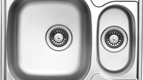 Sinks COMFORT 594.1 V 0,8mm leštěný